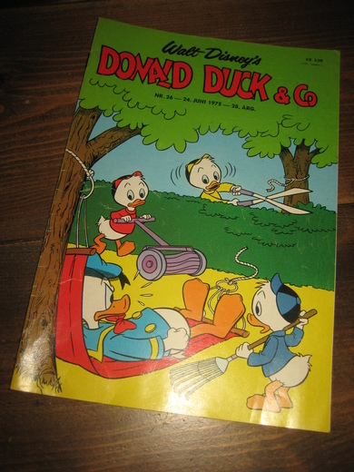 1975,nr 026, DONALD DUCK & CO