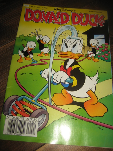 2012,nr 022, DONALD DUCK & CO