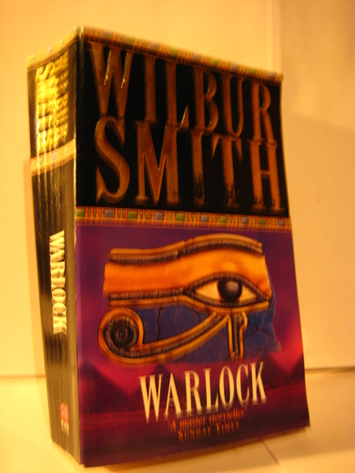 SMITH, WILBUR: WARLOCK. 2001..