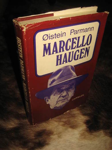 PARMANN: MARCELLO HAUGEN. 1974.