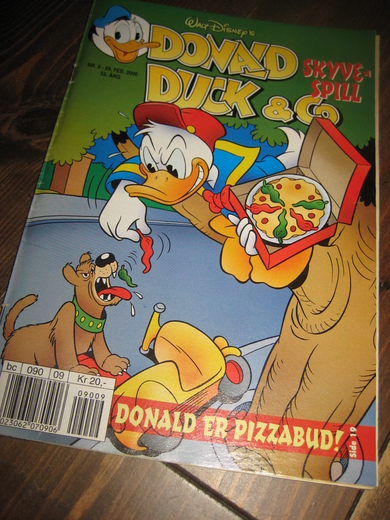 2000,nr 009, Donald Duck & Co.