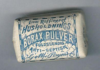 Borax pulver norge kjøpe