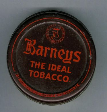 Barneys The Ideal Tobacco