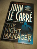 LE CARRE, JOHN: THE NIGHT MANAGER. 1994.