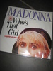 MADONNA: Who's That Girl. 1987.
