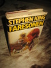 KING, STEPHEN: FARRESONEN. 1983.