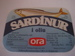 SARDINUR, NORWAY FOOD LTD. STAVANGER.