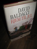 BALDACCI, DAVID: HJEM TIL JUL.