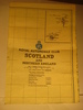 SCOTLAND AND NORTHERN ENGLAND. Fra Royal Automobile Club, 60 tallet.