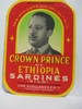 CROWN PRINCE OF ETHIOPIA, fra CHR. BJELLAND & CO, STAVANGER.