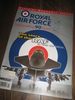 ROYAL AIR FORCE. Celebrating 90 years. Official Souvenir Issue.
