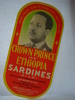 CROWN PRINCE OF ETIOPIA SARDINES