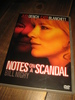 NOTES ON A SCANDAL. 2006, 88 MIN, 15 ÅR.