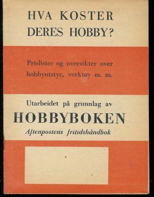 hva er en hobby